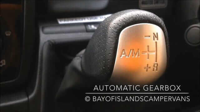 Ducato automatic gear