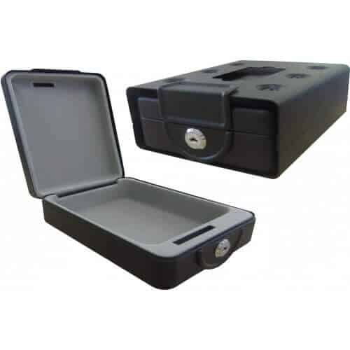 safety box motorhome