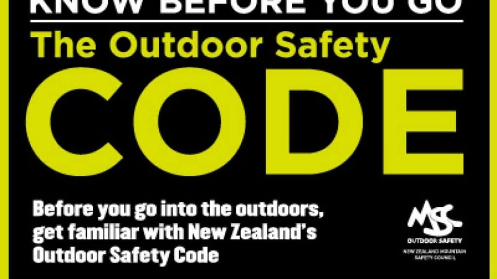 know before you go NZ