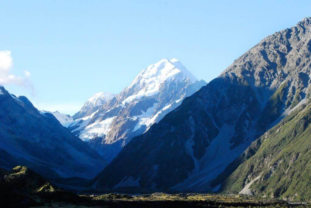 Hooker Valley Aoraki Mount Cook Canterbury