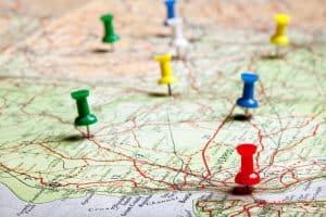 Itenerary planning