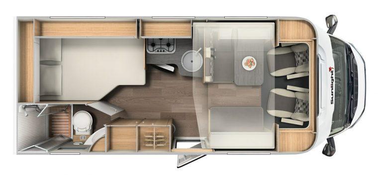 Seeker floorplan