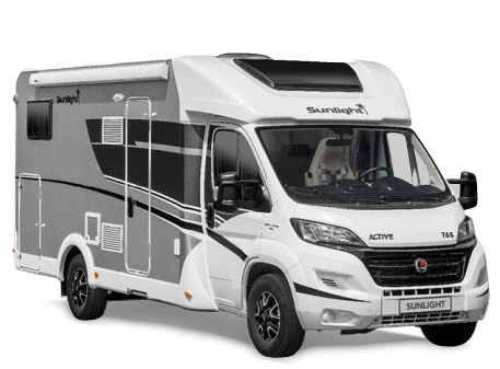 RV hire New Zealand