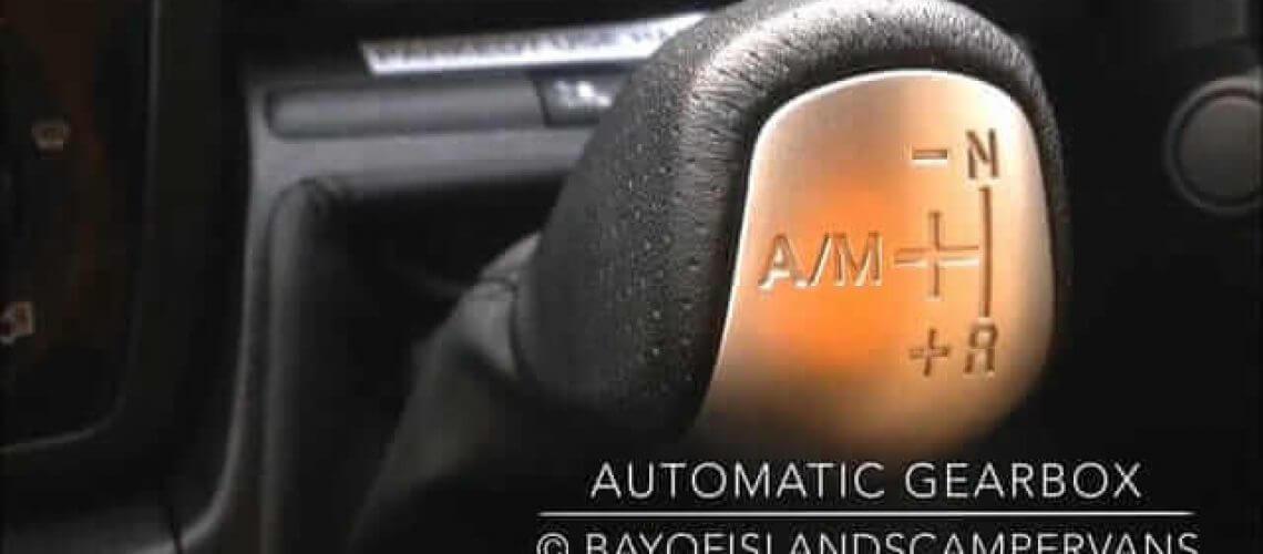 Ducato automatic gear
